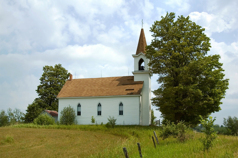 """<br> <br> Country Church near Cheboygan <br> <br> buy:<a href=""""http://www.istockphoto.com/stock-photo-2107581-historic-country-church.php"""" > digital download</a>"""