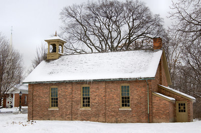 One-room Schoolhouse in Greenfield Village