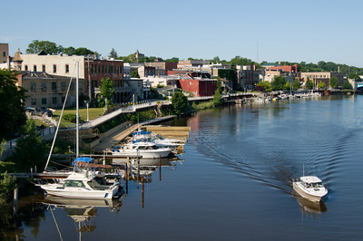 Manistee and the Manistee River