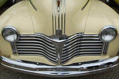1941 Pontiac Deluxe Torpedo