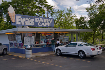 Eva's Dairy in Lake Orion