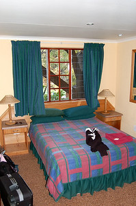Chalet - Main Bedroom