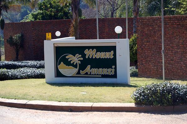 Mount Amanzi - August 2006