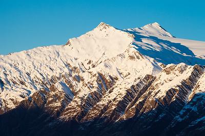 Mount Tyndall, Mount Aspiring National Park