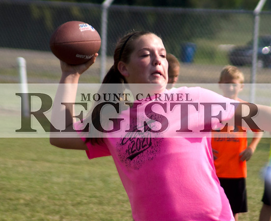 2015 - Punt, Pass, and Kick Competition