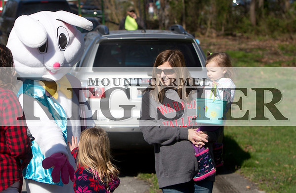 2016 Kiwanis Easter egg hunt