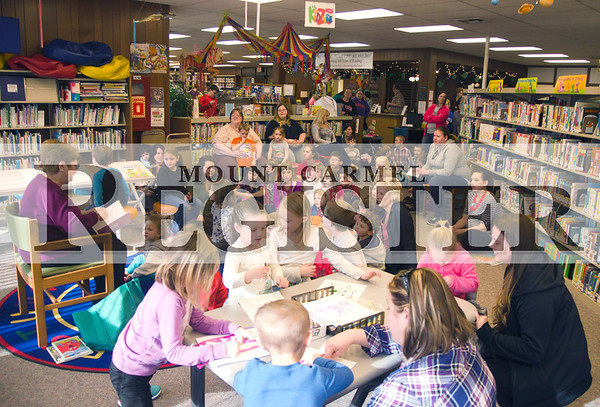 2016 - Library Easter Party