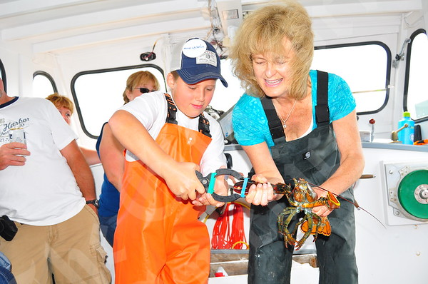 Make-A-Wish grants lobstering wish