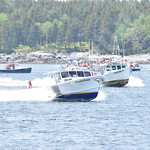 9th Annual Bass Harbor Lobster Boat Races