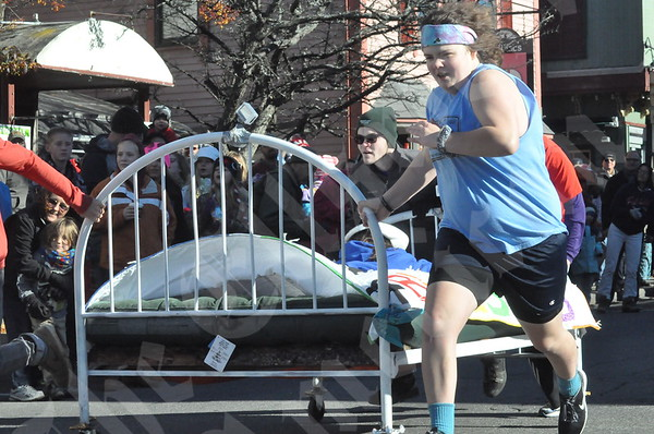 Bed Races 2015