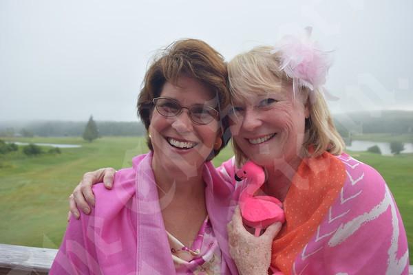 Flamingo Festival party