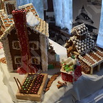 Gingerbread House Contest 2017