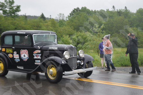 Hemmings Motor News Great Race on MDI