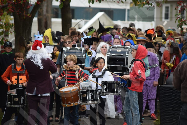 Conners Emerson Halloween Parade 2016