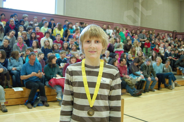 Conners Emerson School Geography Bee