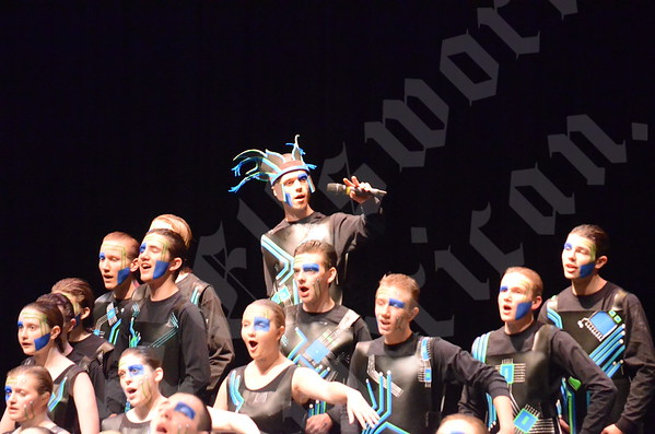 MDI High Show Choir