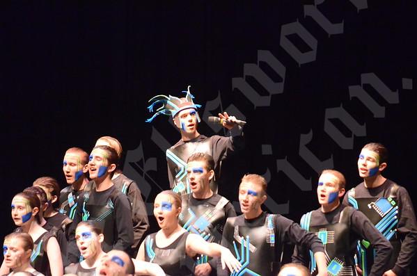 MDI High Show Choir