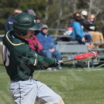 MDI baseball against Presque Isle