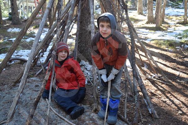 Camp Beech Cliff Winter Camp