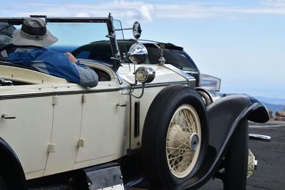 Rolls Royce.