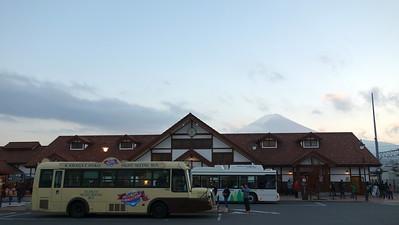 Kawaguchiko Railway Station
