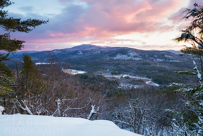 Mount Kearsarge from Dresser Hill 3