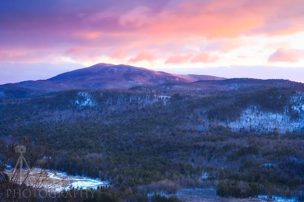 Mount Kearsarge from Dresser Hill 4