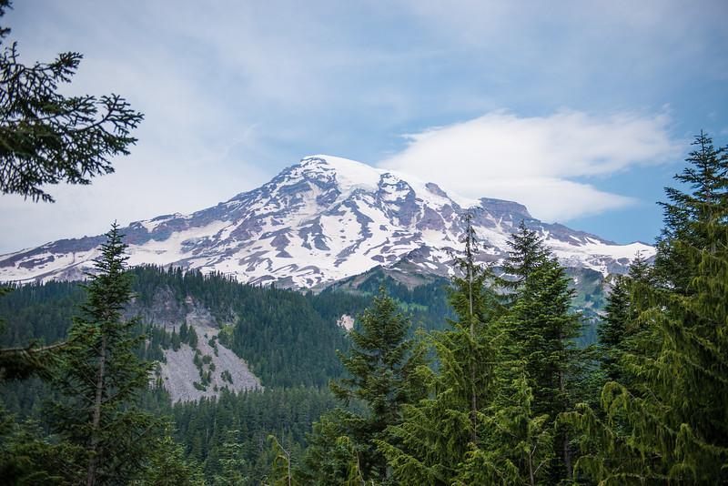Mount Rainier 2015