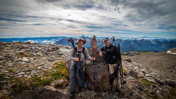 Mount Rainier 4k PROGECT