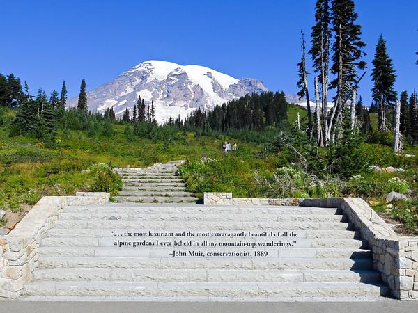 Paradise at Mt Rainier, Sep 13, 2013