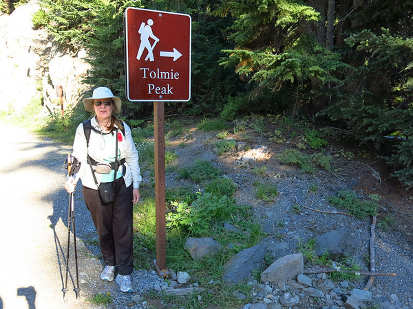 Tolmie Peak, Sep 14, 2013