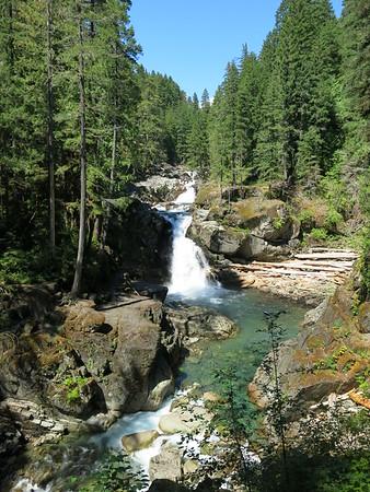 Mount Rainier NP,  Aug 10-12, 2016