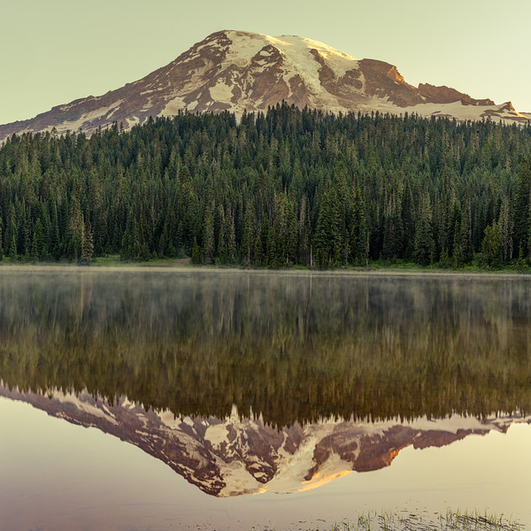 Still Morning - Reflection Lake