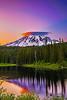 """Rainier Reflections,"" Mount Rainier National Park, Washington"