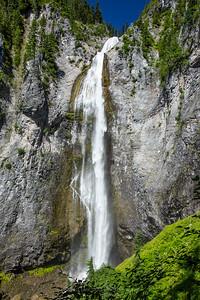 Comet Falls Cascade