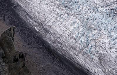 Above the Glacier
