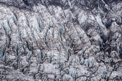 Above the Glacier Mount Rainier