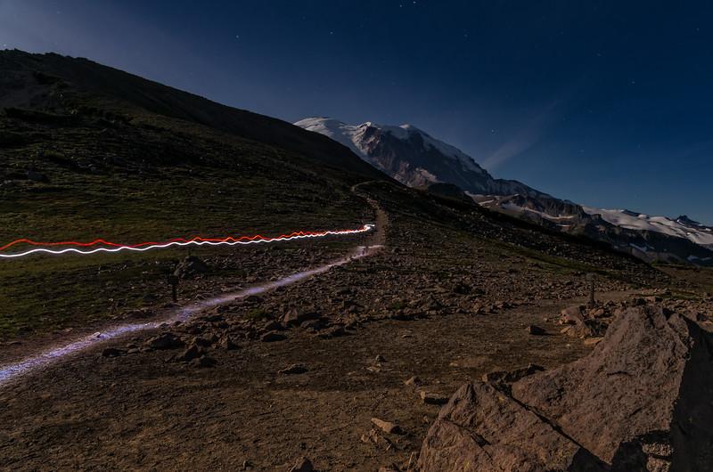 Night Walkers, Sunrise Region