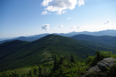 Saddleback's View