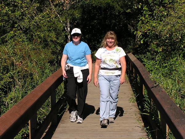 Seaquest SP volkswalk, Sep 2, 2007