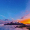 35th Anniversary Nautical Twilight Mt St Helens National Volcanic Monument