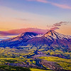 35th Anniversary Dawn, Mt St Helens National Volcanic Monument
