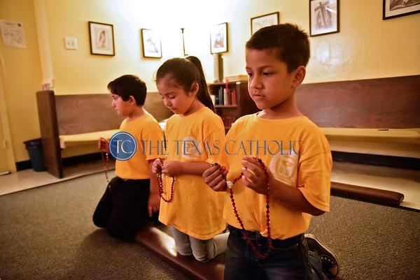 Mount St. Michael Rosary