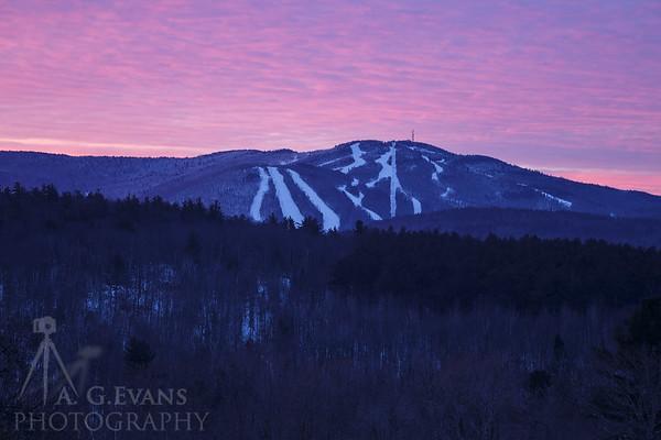 Mount Sunapee Sunrise 2