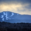 Mount Sunapee Ray of Light