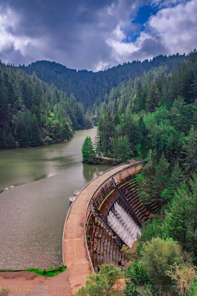 Alpine Dam