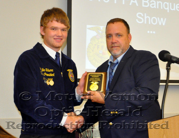 Mount Vernon ISD 2016 FFA Banquet  photos