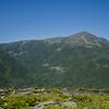 Jefferson Ravine and Mount Adams.