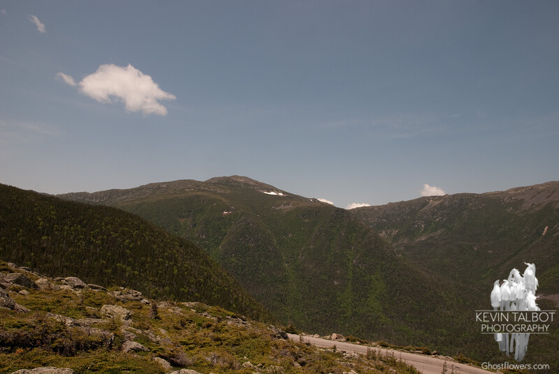 First stop, view of Mount Jefferson.
