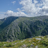 Across Tuckerman Ravine to Boott Spur.